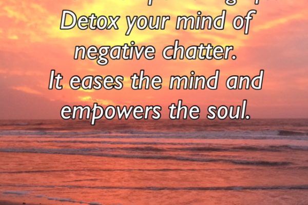 Self Empowerment Mind Detox