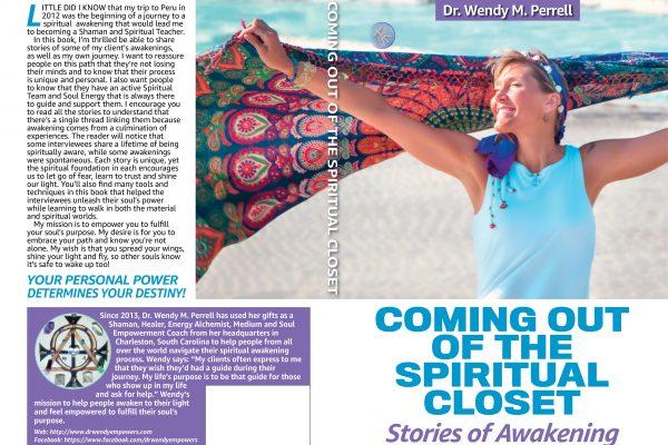 Coming out of the Spiritual Closet