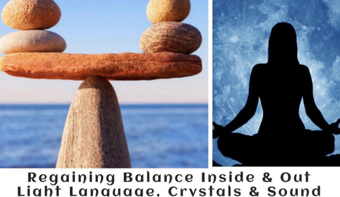 Equinox Moon Meditation: Light Language & Crystals @ Wendy's Sacred Place